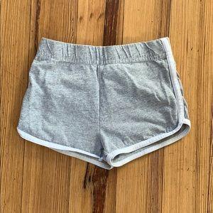 Girls Gray Shorts